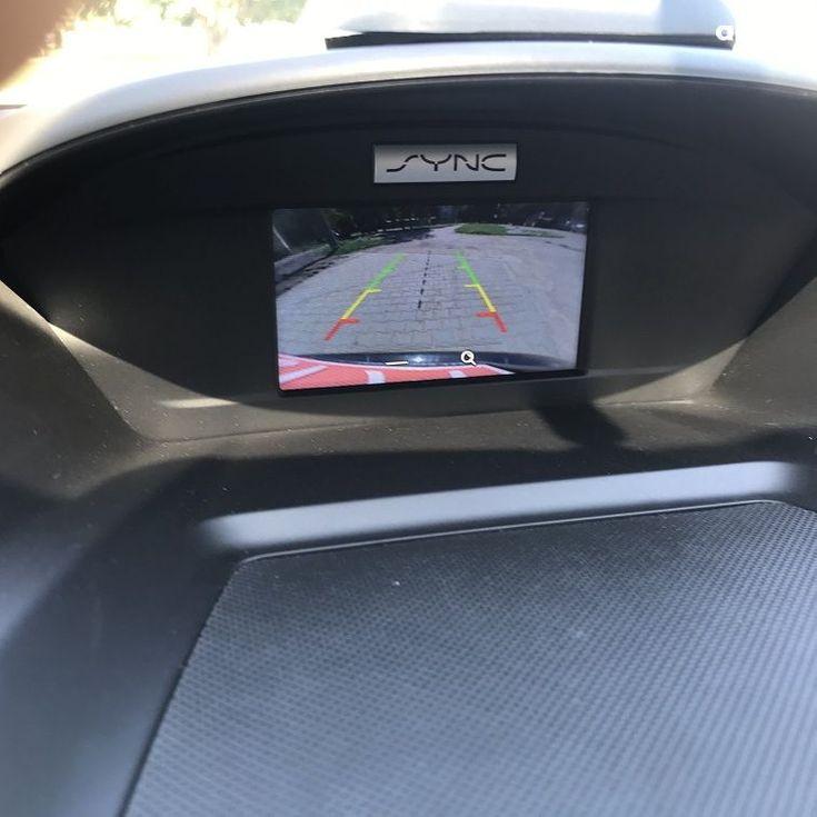 Ford C-Max 2018 черный - фото 2