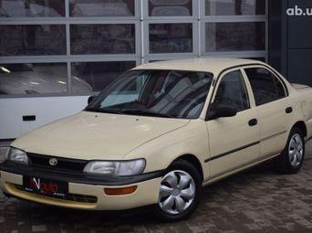 Продажа б/у Toyota Corolla - купить на Автобазаре