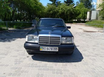 Продажа б/у Mercedes-Benz E-Класс 1990 года - купить на Автобазаре