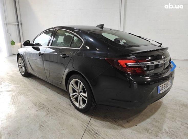 Opel Insignia 2016 черный - фото 5