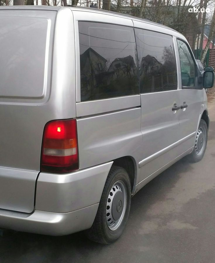 Mercedes-Benz Vito 2003 серый - фото 7