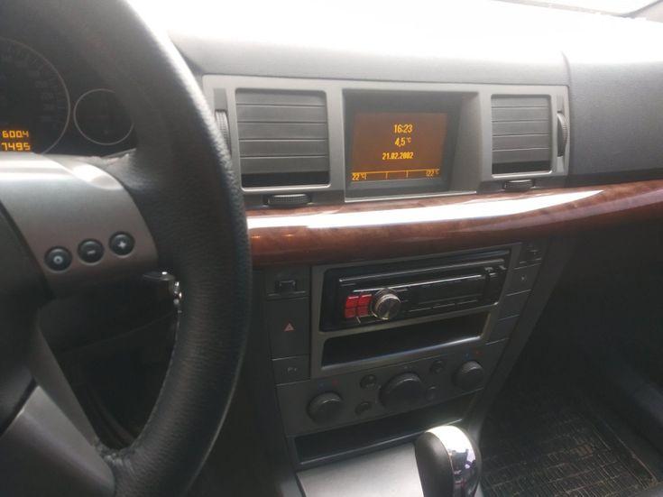 Opel Vectra 2003 - фото 8