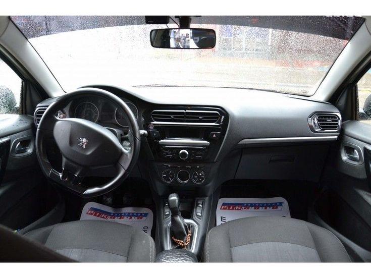 Peugeot 301 2013 белый - фото 11