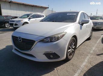 Продажа б/у седан Mazda 3 2015 года - купить на Автобазаре