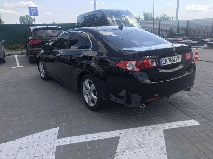 Acura TSX 2010 черный - фото 4