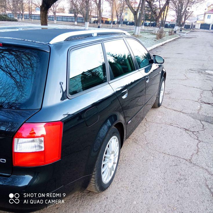 Audi A4 2004 черный - фото 8