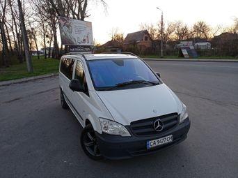Продажа б/у Mercedes-Benz Vito в Черкасской области - купить на Автобазаре