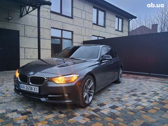 Продажа б/у BMW 3 серия Автомат 2012 года - купить на Автобазаре