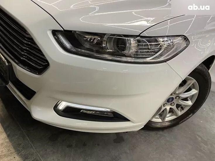 Ford Mondeo 2019 белый - фото 10