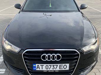 Продажа б/у Audi A6 в Ивано-Франковской области - купить на Автобазаре