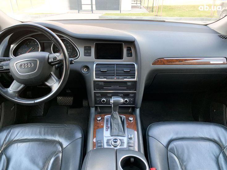 Audi Q7 2012 черный - фото 8