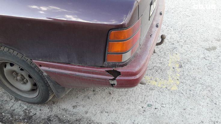 Ford Scorpio 1985 вишневый - фото 8