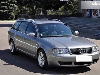 Автомобиль дизель Ауди A6 2003 года б/у - купить на Автобазаре