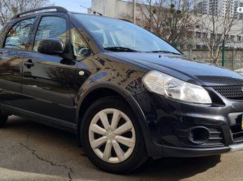 Автомобиль бензин Сузуки SX4 2011 года б/у - купить на Автобазаре