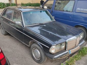 Автомобиль дизель Мерседес-Бенц S-Класс б/у - купить на Автобазаре