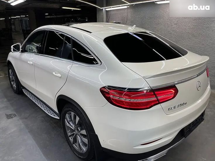 Mercedes-Benz GLE-Класс 2016 - фото 7