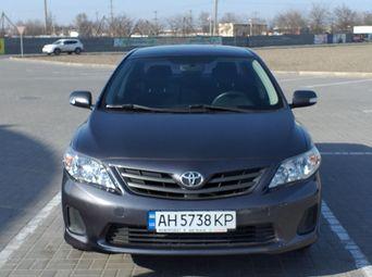 Продажа б/у Toyota Corolla 2011 года - купить на Автобазаре