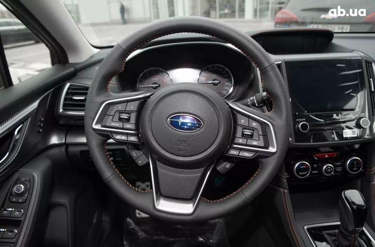 Subaru XV 2020 серый - фото 16
