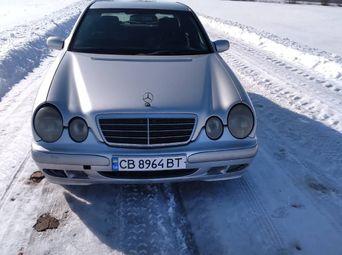 Продажа б/у седан Mercedes-Benz C-Класс 1999 года - купить на Автобазаре