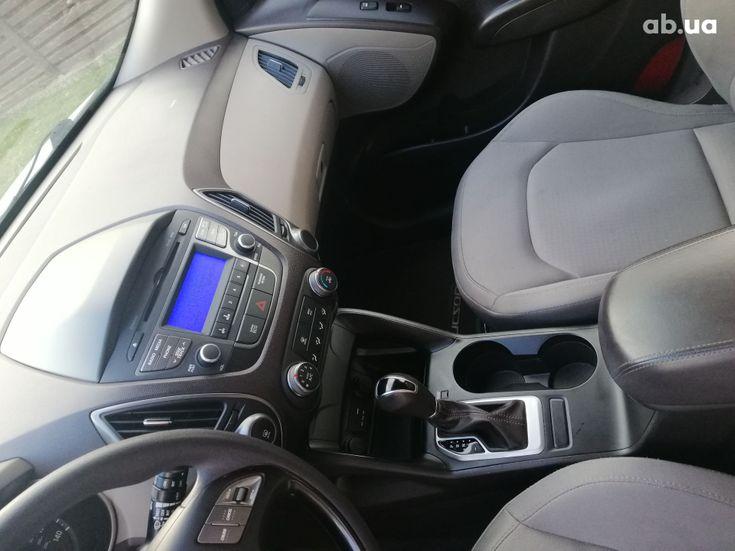 Hyundai Tucson 2015 белый - фото 12