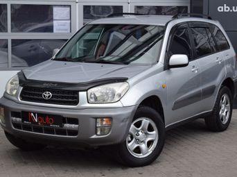 Продажа б/у Toyota RAV4 Автомат 2002 года - купить на Автобазаре