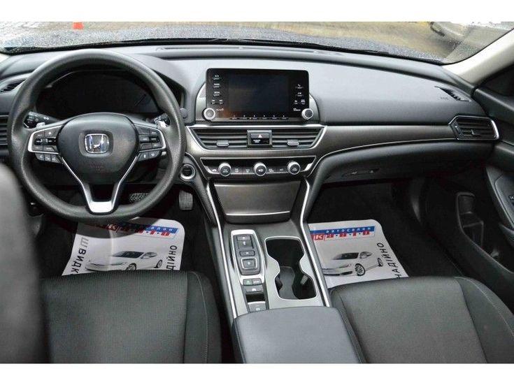 Honda Accord 2018 серый - фото 10