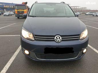 Продажа б/у Volkswagen Touran Механика - купить на Автобазаре