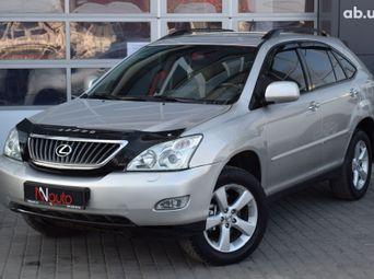 Автомобиль бензин Лексус RX 2008 года б/у - купить на Автобазаре