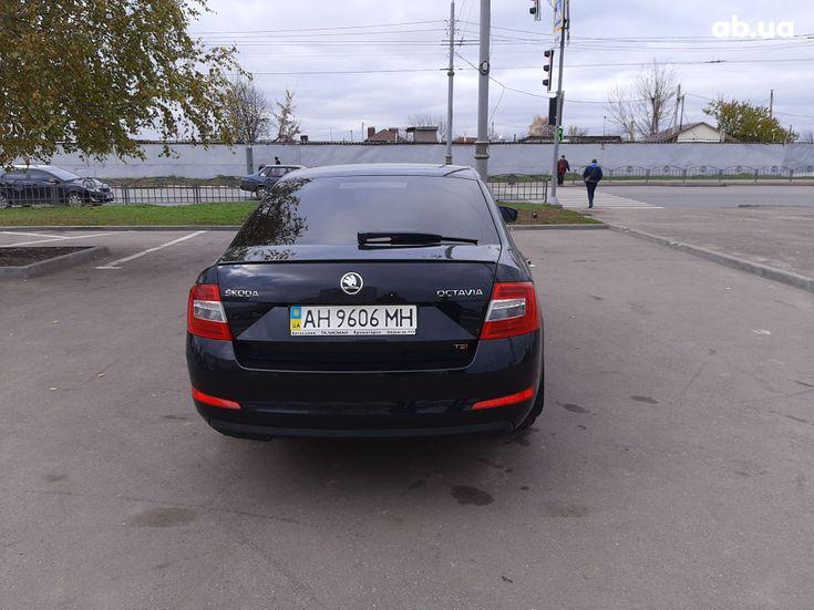 Skoda Octavia 2013 черный - фото 6