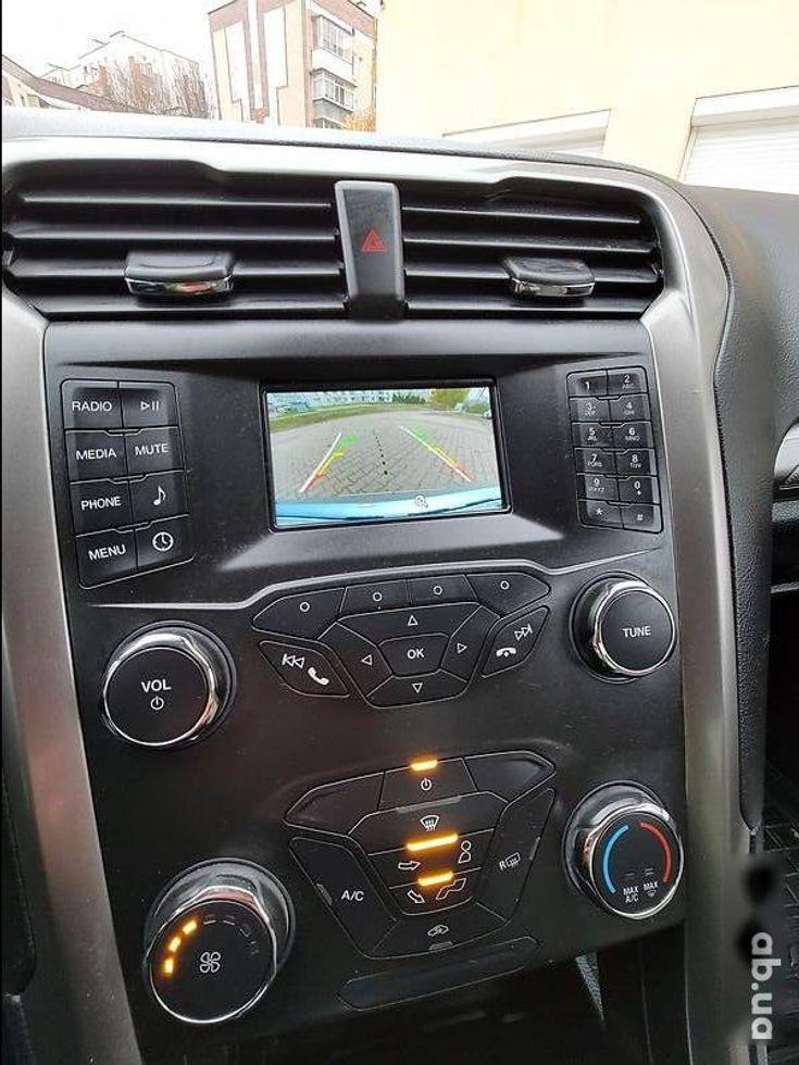 Ford Fusion 2019 серый - фото 13