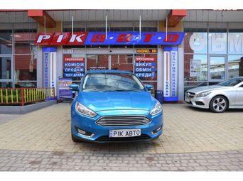 Продажа б/у Ford Focus Автомат 2015 года - купить на Автобазаре