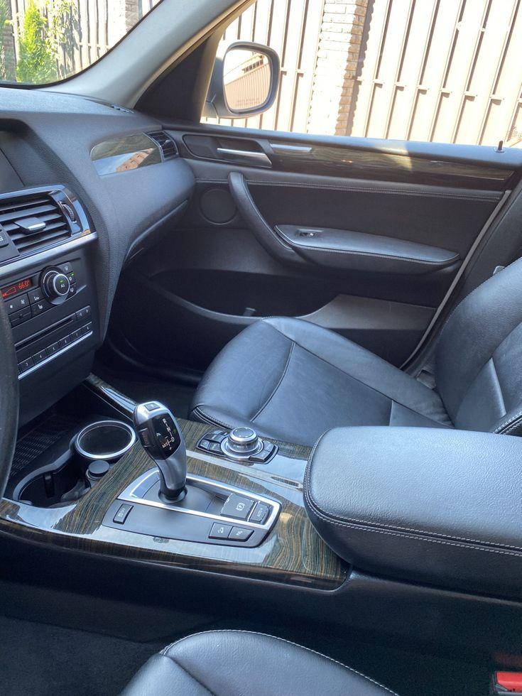 BMW X3 2011 белый - фото 13