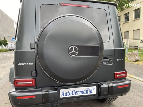 Mercedes-Benz G-Класс 2020 черный - фото 14