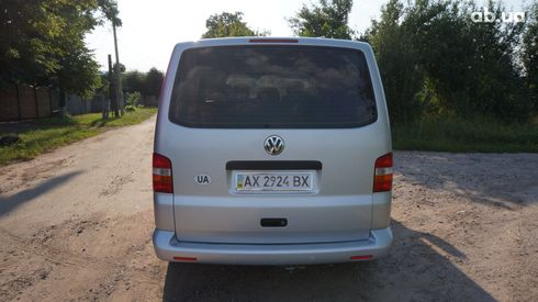 Volkswagen Transporter 2007 серый - фото 3