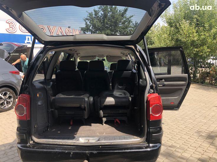 Volkswagen Sharan 2000 черный - фото 10