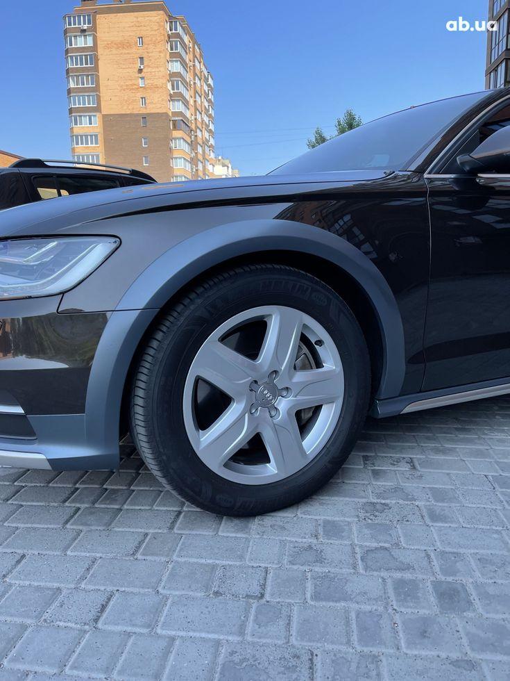 Audi a6 allroad 2013 коричневый - фото 3