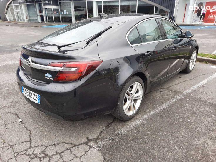 Opel Insignia 2016 черный - фото 6