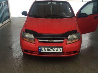 Продажа б/у Chevrolet Aveo 2005 года в Киеве - купить на Автобазаре