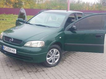 Автомобиль бензин Опель Astra 1999 года б/у - купить на Автобазаре