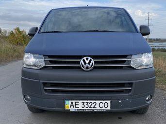 Продажа б/у фургон Volkswagen Transporter - купить на Автобазаре