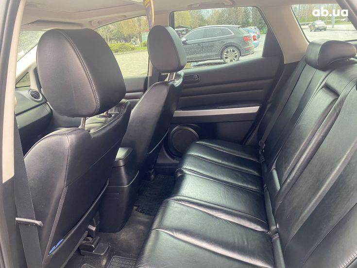 Mazda CX-7 2010 черный - фото 16