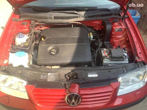 Volkswagen Bora 2004 красный - фото 13