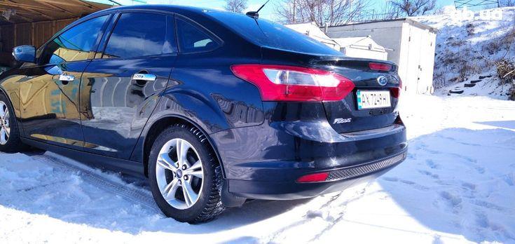 Ford Focus 2014 черный - фото 5