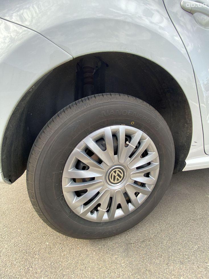 Volkswagen Polo 2013 белый - фото 8