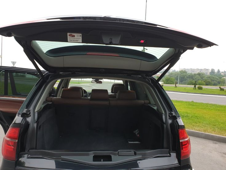 BMW X5 2011 черный - фото 13