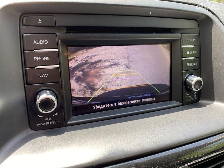 Mazda CX-5 2014 белый - фото 8