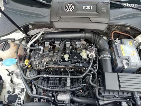 Volkswagen Passat 2014 белый - фото 10