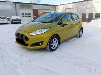 Продажа б/у Ford Fiesta - купить на Автобазаре