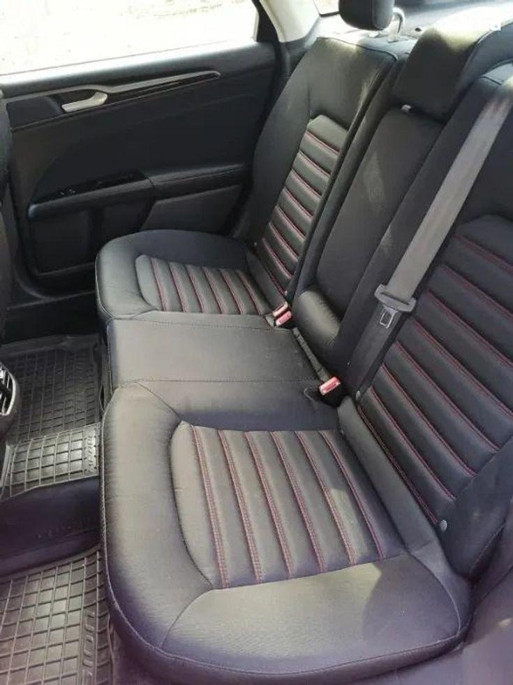 Ford Fusion 2014 белый - фото 6