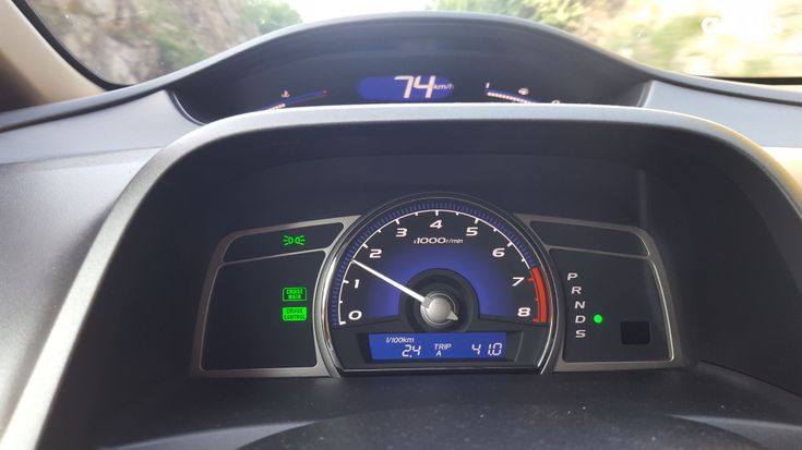 Honda Civic 2011 - фото 12